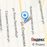 Импульс на карте Черепаново