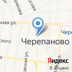 БТИ Новосибирской области на карте Черепаново