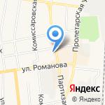 Эксперт на карте Черепаново