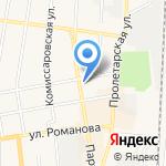 Style на карте Черепаново
