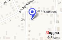 Схема проезда до компании МАГАЗИН ХОЗЯЙСТВЕННЫХ ТОВАРОВ КЛЮЧ в Черепаново