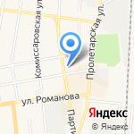 Faberlic на карте Черепаново
