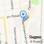 Погребок на карте Черепаново