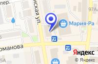 Схема проезда до компании ПРОДОВОЛЬСТВЕННЫЙ МАГАЗИН КАРЕ в Черепаново