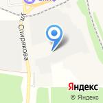 Мотор на карте Черепаново