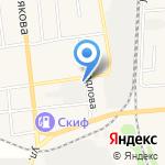 Новосибирскавтодор на карте Черепаново