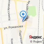 Первая помощь на карте Черепаново