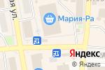 Схема проезда до компании Московский шопинг в Черепаново