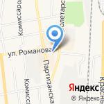 Фруктовый рай на карте Черепаново