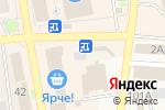 Схема проезда до компании Фруктовый рай в Черепаново