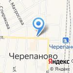 Общественная приемная депутата Государственной Думы РФ Савельева Д.И. на карте Черепаново