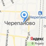 Черепановский районный суд на карте Черепаново