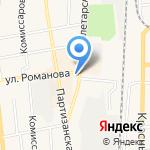 Магазин на карте Черепаново