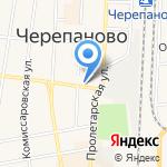 Хищник на карте Черепаново