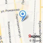 Brozex на карте Черепаново