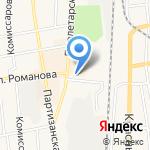 Мастерская по изготовлению ключей на карте Черепаново