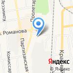 Хороший на карте Черепаново