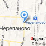 Лора на карте Черепаново