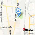 Молодежный центр Черепановского района на карте Черепаново