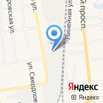 КФК на карте Черепаново