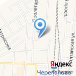 Коммунальщик на карте Черепаново