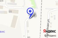 Схема проезда до компании ХРАМ СВЯТИТЕЛЯ АЛЕКСЕЯ в Черепаново