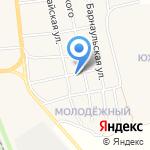 Валентина на карте Черепаново