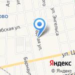 Голубка на карте Черепаново