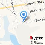 Ника на карте Черепаново
