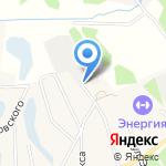 Черепановские электрические сети на карте Черепаново