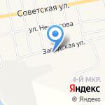 Светлячок на карте Черепаново