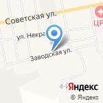 Пивной погребок на карте Черепаново