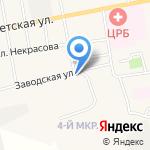 Престиж на карте Черепаново