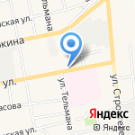 Мен на карте Черепаново