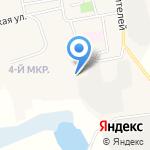 Живая сталь на карте Черепаново