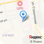 Элен на карте Черепаново