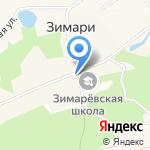 Строе4ка на карте Барнаула