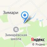 Почтовое отделение на карте Барнаула