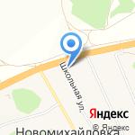 СпецИндустрия на карте Барнаула