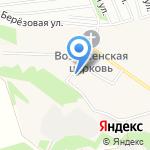 Научногородокская сельская Администрация на карте Барнаула