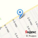 М.Мастер на карте Барнаула