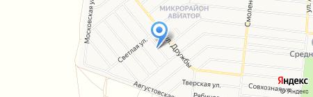 Сам гружу сам везу на карте Барнаула