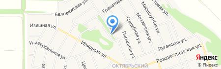 Православный Храм Великомученика и Целителя Пантелеимона на карте Барнаула
