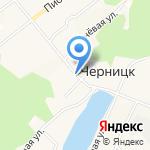 Купеческий на карте Барнаула