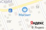 Схема проезда до компании Мясоешка в Барнауле