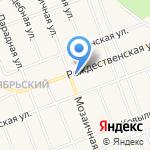 Оскар на карте Барнаула