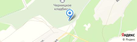 Храм Иоанна Предтечи на карте Барнаула
