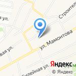 ГЕОС на карте Барнаула