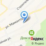 Выездная служба по ремонту стиральных машин на карте Барнаула
