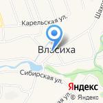 tikko на карте Барнаула